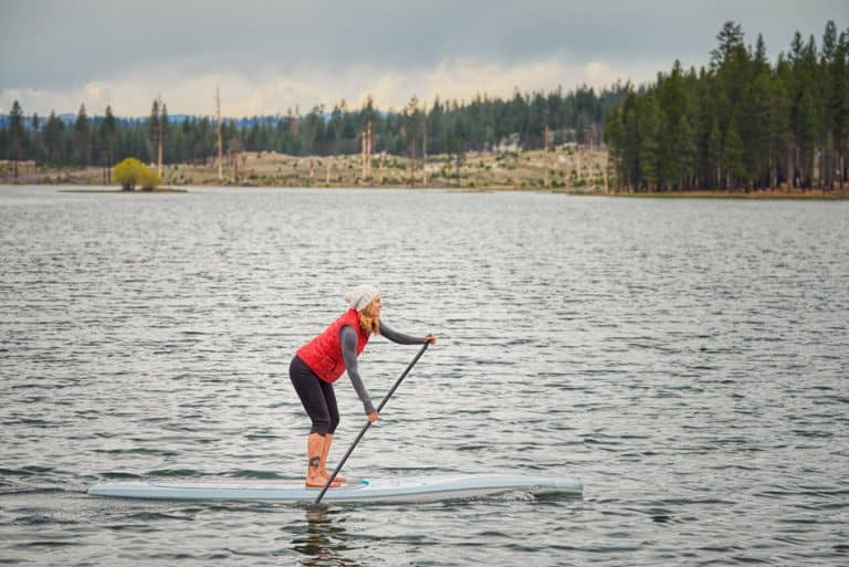 Paddleboard Photography With Nikki Gregg and Tahoe SUP